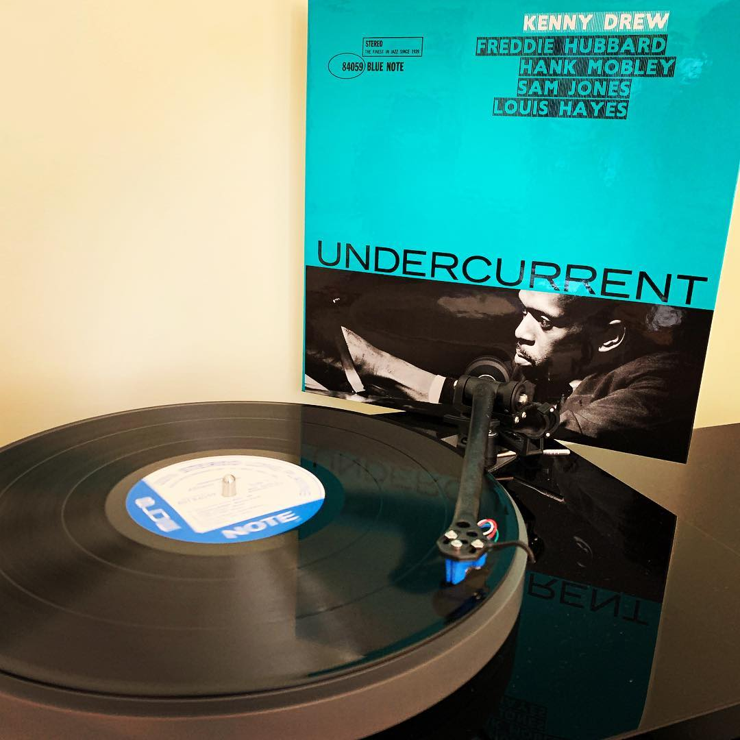 Kenny Drew Undercurrent