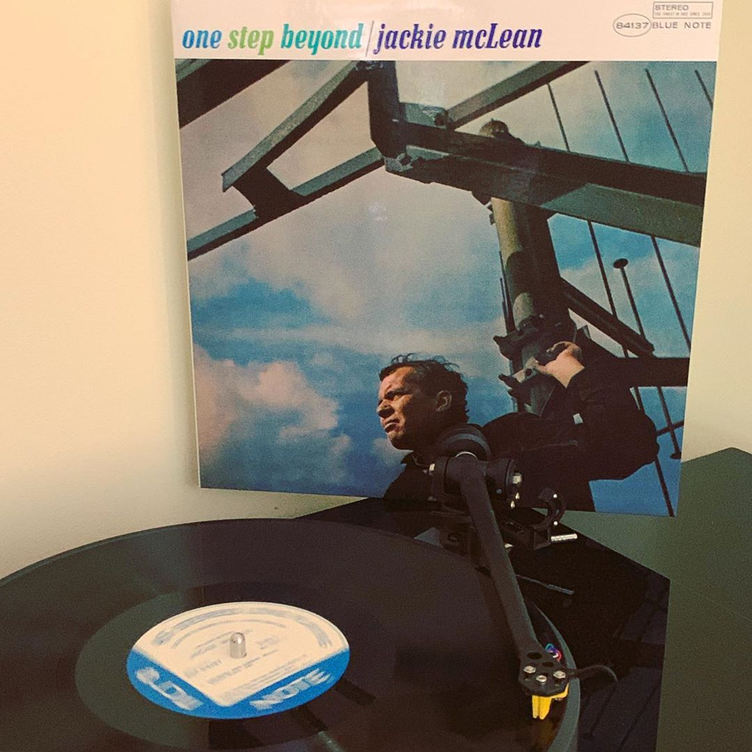 Jackie McLean One Step Beyond