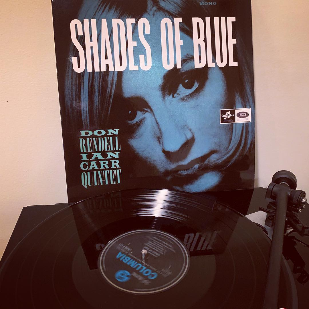 Don Rendell/Ian Carr-Shades of Blue