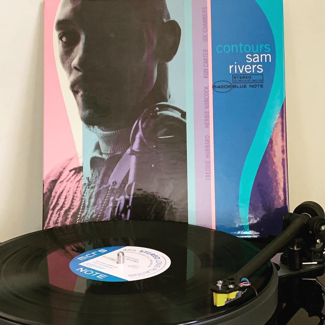 Sam Rivers-Contours